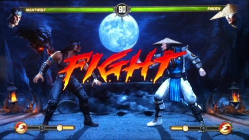 nightwolf vs raiden mortal kombat - ahmad charif blog